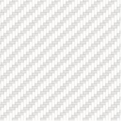 1080-CFS10 Carbon Fiber Straight White