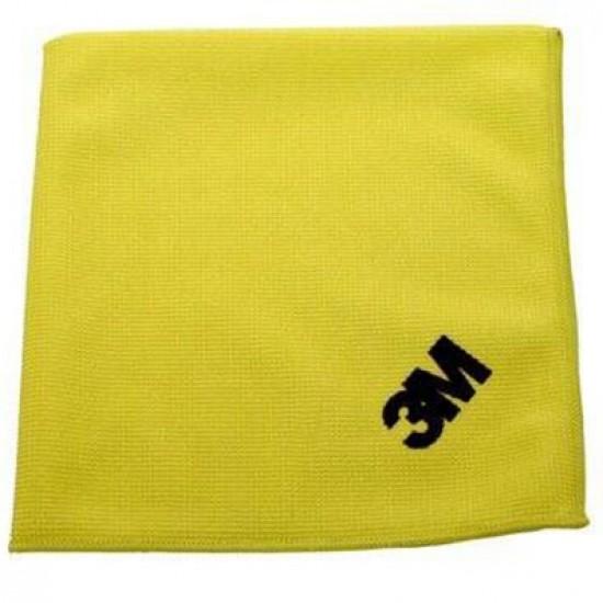 3M sárga mikroszálas törlőkendő 39016