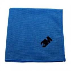3M Scotch-Brite 2012 mikroszálas törlőkendő kék, 36x36cm (10db/csomag)